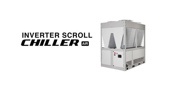 LG Inverter Scroll chiller